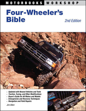 Four Wheeler Bible cover